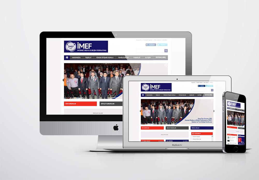 IMEF - İnternet Medya ve Bilişim Federasyonu
